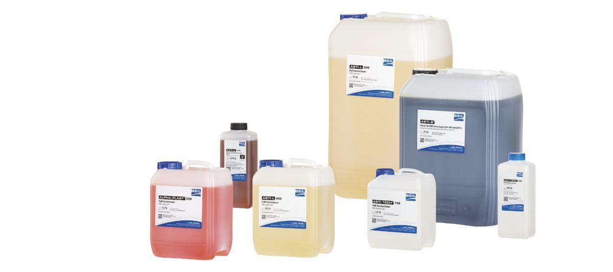 Pur-Flüssigschaum-Systeme